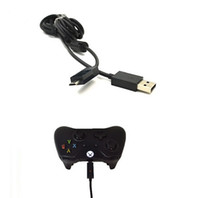 Wholesale XBOX ONE USB Charger Cables Original XBOX ONE Gamepad Controller LED Light Charging Cable Adapter M