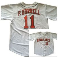 authentic college baseball jerseys - Pat Burrell Jersey University of Miami Hurricanes College Men s Authentic Stitched Throwback Baseball Jersey Grey S XL