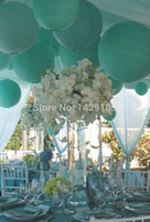Wholesale Paper Lanterns Wedding Decorations Coloful Lanterns cm Party Supplies