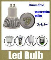 led ic - dimmable led lights led spotlight outdoor led spotlight bulb hight power E27 E14 GU10 GX5 MR16 with IC AC V lamp led light DB001