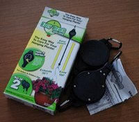 Wholesale 50pcs set Easy Reach Plant Pulley with Label Plant Hanger Garden Hook pack