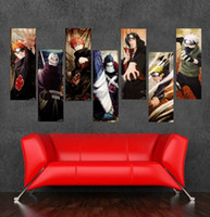 animation abstract - XL size japanese animation Naruto cartoon sticker paper poster decoracao x170cm x66 inch
