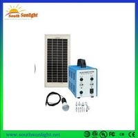 solar energy system - China cheapest price of W portable solar kits solar power generator solar energy systems
