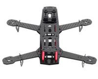 Wholesale DIY Cross racing mini drone FPV QAV250 ZMR250 k pure carbon fiber quadcopter frame Unassembled