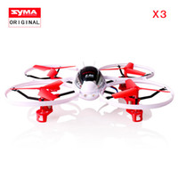 Wholesale Super New SYMA X3 Channel G Remote Control RC Gyro UFO Helicopter RC Quadcopter Drone uav Model aircraft