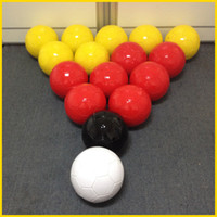 Wholesale Newest Snookballs Sports Game On Table Huge Size Billiards Snook Ball Poolball Pool Ball Game Y8009B