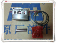 Wholesale Motorcycle accessories CG150 HJ150 zt150 motorcycle piston ring diameter is mm piston pin mm Engine FMJ