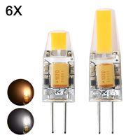 Wholesale Dimmable G4 LED V AC DC COB Light W W High Quality LED G4 COB Lamp Bulb Chandelier Lamps Replace Halogen led Light