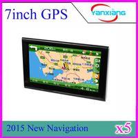 Wholesale 5pcs Build GB quot inch Car GPS Navigation Local Map RW GN04