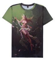 beautiful illustration - Mermaid T Shirt beautiful illustration of a sexy gorgeous mermaid D Print t shirt Women Men Outfits Tees Plus Size JD