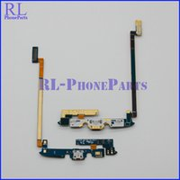 active dock - DHL For Samaung Galaxy S4 Active I9295 USB Charger Connector Charging Dock Port And Front Keyboard Mic Flex Cable Ribbon