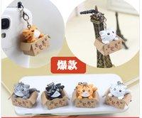 animate slide - pcsSeeking arrangement cheese cat dust plug animated cartoon Cat Sliding for iphone dustplug