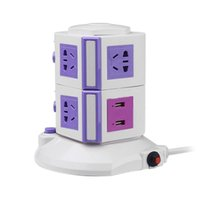 surge protector - Smart Office Surge Protector Power Strip w v Worldwide Voltage Power Socket with USB Outputs for Mobile phone