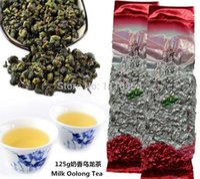 Oolong Tea oolong tea - Promotion Milk Oolong Tea g High Quality Tiikuanyin Green Tea Taiwan Jin xuan Milk Oolong Health Care Milk Tea Secret Gift