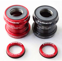 Wholesale TOKEN BB30 PF30 Press Fit bottom bracket ROAD MTB mountain bikes bicycle mm mm to mm Freeshipping