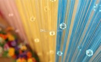 beaded door curtains - Fashion Hot Acrylic Beaded String Curtain Fly Insect Door Screen Divider Window Blind Drape