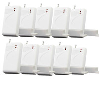 Wholesale 433MHz Wireless Door Sensor for GSM Home Security Alarm System Factory Direct