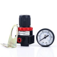 Atacado-Air Controle medidor de pressão Compressor de Socorro Regulação Regulador Válvula AR2000
