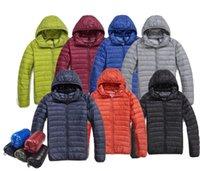men winter parka - 2015 Sale Real Mens Jackets Winter Down Napka Nort Face Jacket Men Outdoors Sports Portable Lightweight Pocketable Coats Parka