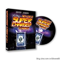 Wholesale Mark James Super Charged Classics Super Charged Classic by Mark James magic teaching video send via email close up magic