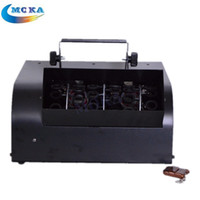 area equipment - Moka MK B01 W Roller Bubble Machine With Remote Control Coverage Area m2 for Party Stage Club Special Equipment