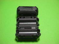 Wholesale BLACK Clip on RFI EMI Filter Ferrite Ferrites TDK mm New