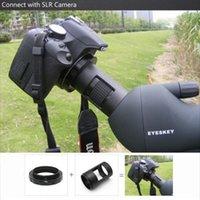 Wholesale Mount T Ring mm Spotting Scope Telescope Adapter For SLR DSLR Nikon Camera