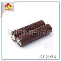 Wholesale battery for lgdbhg21865 hg2 mah a ecig batteries or vtc4 vtc5 batteries high copy ones
