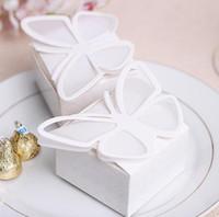 Cheap wedding candy box Best butterfly box