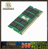 Wholesale HOT Professional brand New Sealed DDR2 Mhz PC2 GB GB Laptop RAM Memory Lifetime warranty