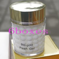Wholesale Active gold Pearl Gel Pearl powder from China containing high level skin xishimei bio gold pearl gel