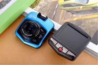 2016 mini auto dvr cámara dvrs coche hd completo 1080p estacionamiento registrador vídeo registrador visión nocturna cuadro negro guión de cam Original Novatek