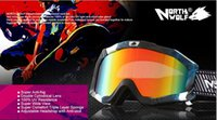 Wholesale Fashion Super wide view UV400 double spherical Lens Ski Goggles adjustable headstrap with anti skid unisex multicolor snow goggles