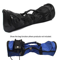 Wholesale Carrying Bag for Self Balancing skateboard Scooter Portable Wheel Self Balancing Board Carrier Bag Color Size Free Fast DHL Shipping