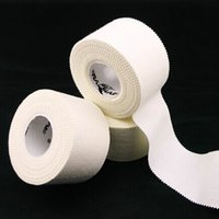 Wholesale Hot Sale Elastic Adhesive Bandage Finger Tape Cotton Volleyball Ball Traning Game Finger Protection cm x m Stretche