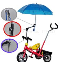 Wholesale Wheelchair Bicycle Bike Pram Swivel Umbrella Connector Stroller Chair Holder Mount Stand Any Angle