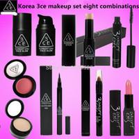 bb assembly - Value ce BB cream eyeshadow makeup set pen foundation cream blush eyeliner mascara wand high light kit piece assembly