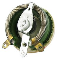 adjustable wirewound resistor - Motor Control Rheostat W Ohm Wirewound Adjustable Resistor