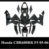 motor cycle - Latest Design CBR600RR F5 ABS Motor cycle Fairing Kits Aftermarket Motorcycles Bodywork Cowling Fairings Shinny Black Gold