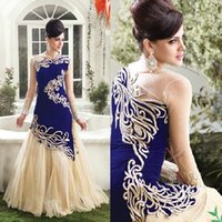 Cheap Reference Images evening gowns sleeves 2015 arabic Best A-Line Portrait formal dresses evening long sleeve 2015