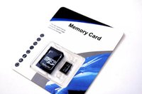 Wholesale 2015 GB Micro SD Card Class UHS I SDXC C10 Memory Card TF Card With SD Adapter For Samsung S5 Note4 with retail package
