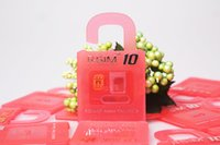 Wholesale 10 R SIM Unlock Card Perfect Unlock iPhone Plus S S IOS8 AT T T mobile Sprint WCDMA GSM CDMA
