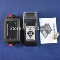 Wholesale DC12V V W W Channel A Brightness Adjust Controller With key RF Remote Dimmer