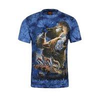 animal t shirts - 2015 New summer adventure time D male fun T shirts Handmade cotton short sleeved men shirts American animal Print short sleeve T shirts