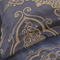 Cheap embroidered bed Best cotton bed