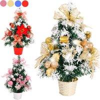 Wholesale Decorative tree desktop cm tree manufacturers bonsai tree Christmas tree