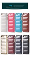 Cassa di lusso retrò per Apple iPhone 6 4.7 dell'unità di elaborazione dell'annata di plastica di cuoio della montatura dura del telefono del sacchetto copertura posteriore di caso Donne Uomini Per iPhone 6 più 5.5