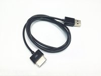 USB asus vivo - New Genuine USB Transfer Charger Date Line Cable For ASUS Eee Pad Transformer Vivo Tab RT TF600 TF600T TF701 TF810C