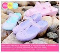 Wholesale low price the summer new style fashion change color removable candy sandal beach slippers