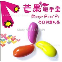 Wholesale New creative portable hand warmer pocket hand warm